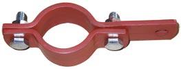 Rohrschelle DIN 3567 Form D